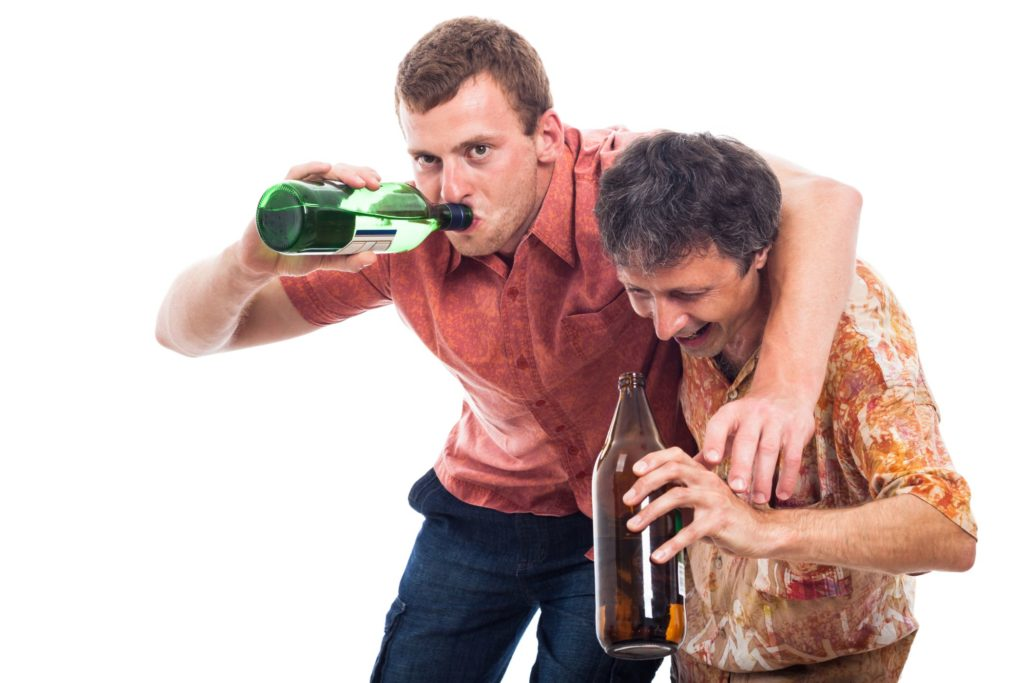 Как вывести мужчину из запоя в домашних условиях
