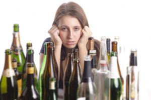 Опасность женского алкоголизма