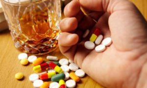 аддитивный эффект с алкоголем