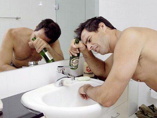 Как улучшить состояние после пьянки