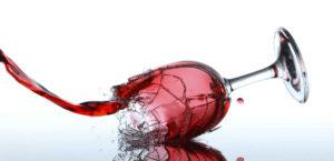 Похмелье от вина