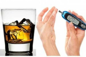 Как алкоголь влияет на сахар в крови при диабете