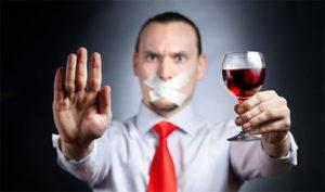 если при кодировке выпить алкоголь