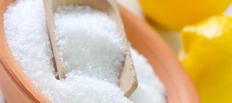лимонная кислота выступает в качестве антиоксиданта