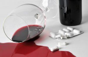 Алкоголь при заболеваниях лимфоузлов