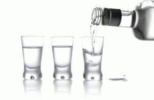 В сутки можно выпивать до 30 мл чистого спирта