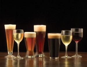 Пиво категорически запрещено при язве